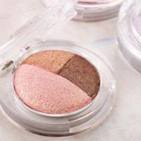Party Lover Triple Dome Eye Shadow 10 Real Brownie - Тени тройные