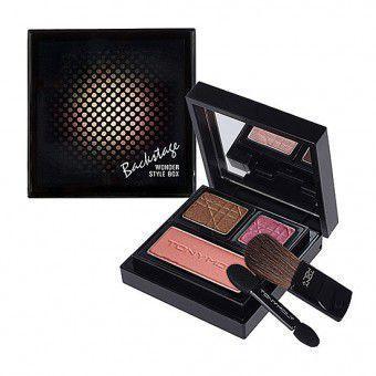TonyMoly Backstage Wonder Style Box 02 Pink Aura - Тени+румяна в наборе