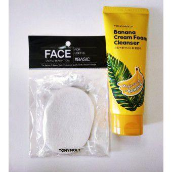 TonyMoly Banana Clean Set - Набор для очищения кожи