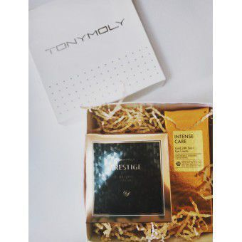 TonyMoly Premium Jeju Gold Set