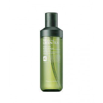 TonyMoly The Chok Chok Green Tea Watery Skin - Тонер для лица с экстрактом зелёного чая