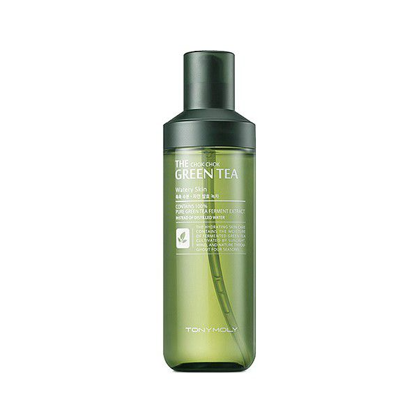 The Chok Chok Green Tea Watery Skin - Тонер для лица с экстрактом зелёного чая