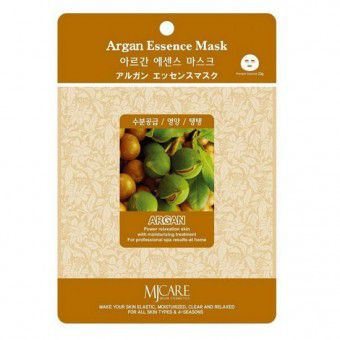 Mijin Argana Essence Mask - Маска с арганой