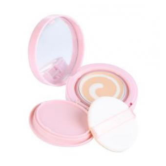 TonyMoly Luminous Baby Aura CC Balm 01 - Сияющий CC бальзам в компактной упаковке