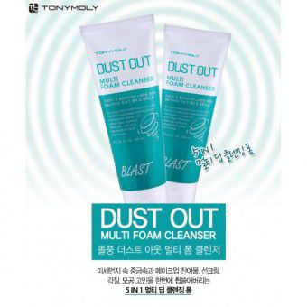 Dust Out Multi Foam Cleanser