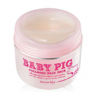 Secret Key Baby Pig Collagen Jelly Pack - Маска для лица