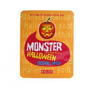 Dr.119 Monster Halloween soothing Mask - Маска успокаивающая