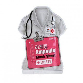 Baviphat Dr.119 Lifting ampoule mask sheet - Маска с лифтинг - эффектом