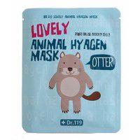 Dr.119 Lovely Anymal Hyagen Mask - Маска коллагеновая