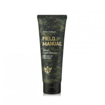 TonyMoly Field Manual Smart Foam Cleanser - Пенка для умывания мужская