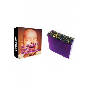 Marchen Soap Melancholy Purple - Парфюмированное мыло