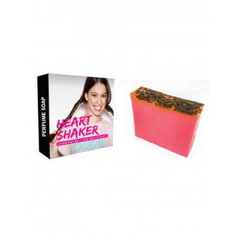 Marchen Soap Heart Shaker - Парфюмированное мыло