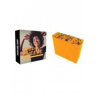Marchen Soap Smile Cheese - Парфюмированное мыло