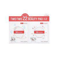Two Two 22 beauty pad - глубоко очищающие, интенсивно питающие и увлажняющие диски для лица
