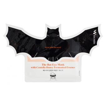 Wish Formula The Bat Eye Mask with Centella Honey Fermented Essence (single) - Антивозрастная маска для лица с ферментированной медовой эссенцией и экстрактом Центеллы