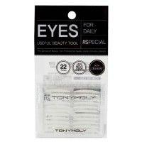 Eyelash Tape Both Sides - Двухсторонний скотч для создания второго века