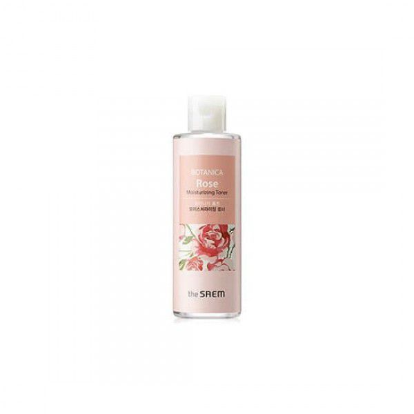Botanica Rose Moisturizing Toner - Увлажняющий тоник