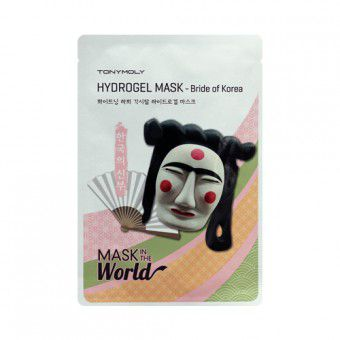 TonyMoly Hydrogel Mask Bride Of Korea -  Тканевая маска