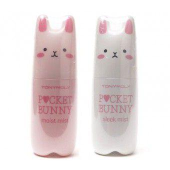 TonyMoly Pocket Bunny Moist Mist - Увлажняющий мист для сухой кожи