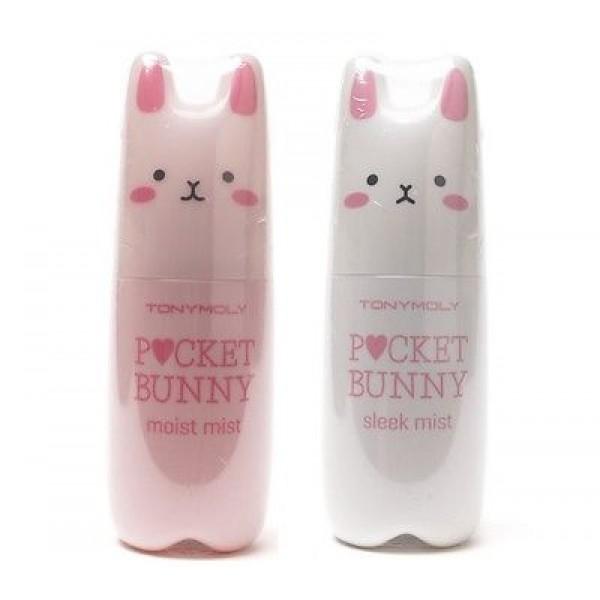 Pocket Bunny Moist Mist - Увлажняющий мист для сухой кожи