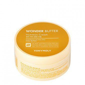 TonyMoly Wonder Butter Nutrition Cream - Питательный крем