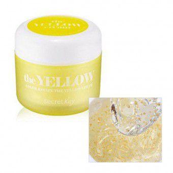 Secret Key Color Recipe The Yellow Cream - Крем для лица