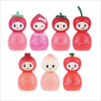 TonyMoly Fruit Princess Gloss3 - 07 Apple Princess -  Блеск для губ