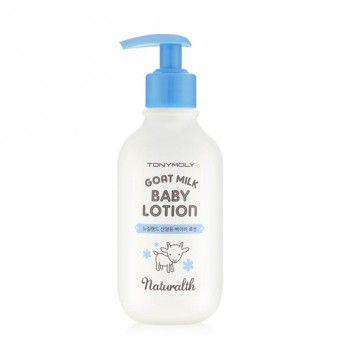 TonyMoly Naturalth Goat Milk Baby Lotion - Детский лосьон для тела