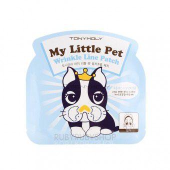 TonyMoly My Little Pet Wrinkle Line Patch - Патчи для носогубной области от морщин