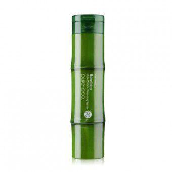 TonyMoly Pure Eco Bamboo Pure Water Cleansing Water - Очищающая вода с экстрактом бамбука
