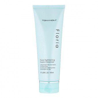 TonyMoly Floria Pore Foam Cleanser - Пенка для очищения кожи с расширенными порами