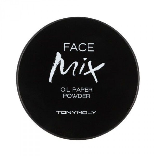 Face Mix Oil Paper Powder - Матирующая пудра