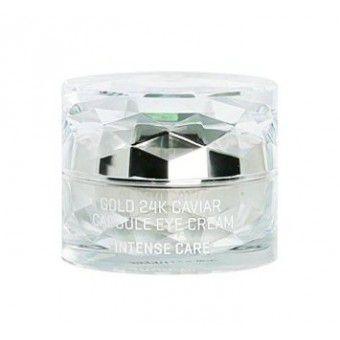 TonyMoly Intense Care Gold 24K Caviar Capsule Eye Cream - Крем для глаз с черной икрой и золотом