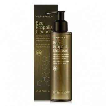 TonyMoly Intense Care Bee Propolis Cleanser -  Пенка для умывания для проблемной кожи