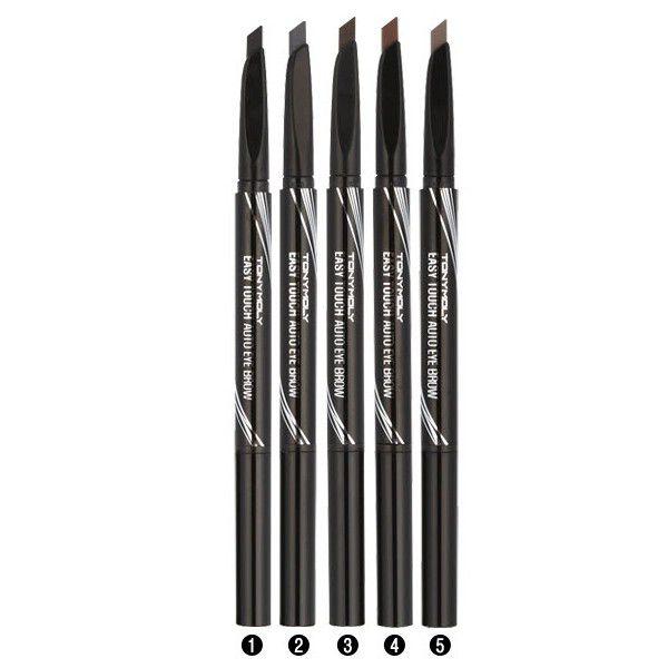 Easy touch auto eyebrow 04 mocha brown - карандаш для бровей