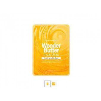 TonyMoly Wonder Butter Mask Sheet - Маска для лица тканевая питательная