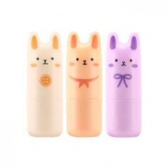 TonyMoly Hello Bunny Perfume Bar-02 Momo - Твердые духи