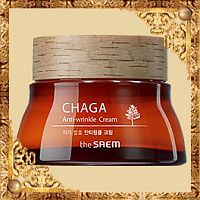 Chaga Anti-wrinkle Cream - Антивозрастной крем