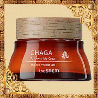 The Saem Chaga Anti-wrinkle Cream - Антивозрастной крем