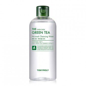TonyMoly The Chok Chok Green Tea Cleansing Water - Очищающая вода