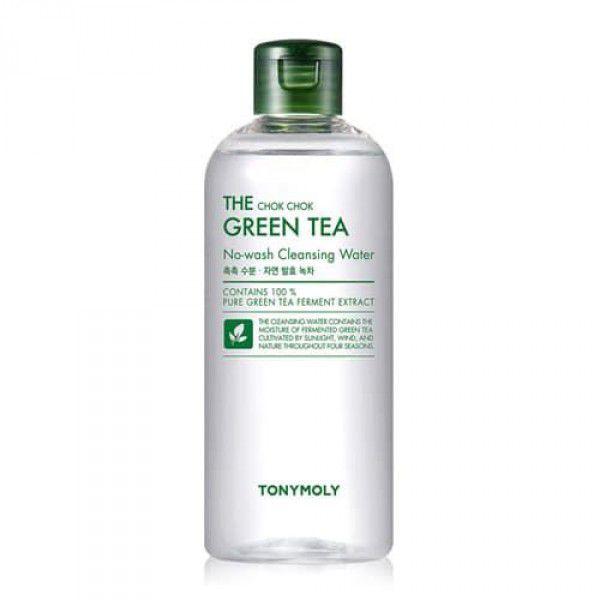 Купить со скидкой The Chok Chok Green Tea Cleansing Water - Очищающая вода
