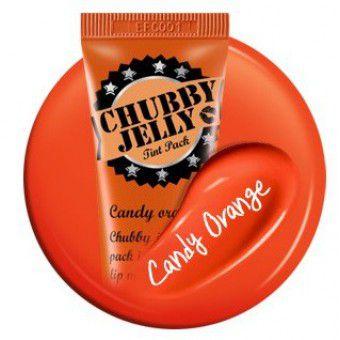 Secret Key Chubby Jelly Tint Pack Candy Orange - Тинт- тату