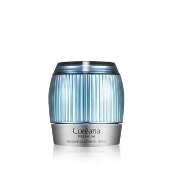 Coreana Premium Moisture Solution Gel Cream - Увлажняющий гель-крем