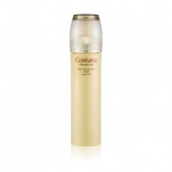 Coreana Premium Moisture Solution Toner (Moist Type) - Увлажняющий тонер для сухой кожи лица
