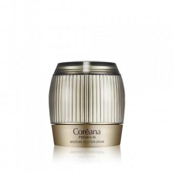 Coreana Premium Moisture Solution Cream - Увлажняющий крем