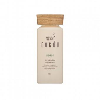 Balhyo Nokdu Pure Emulsion - Очищающая эмульсия