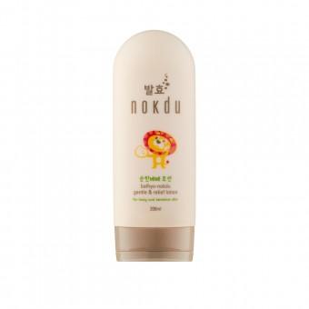 Balhyo Nokdu Gentle&Relief Lotion - Лёгкий лосьон с разглаживающим, мягким и успокаивающим действием