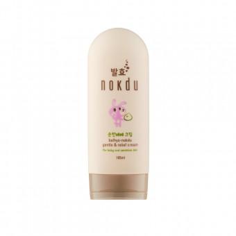 Balhyo Nokdu Gentle&Relief Cream - Легкий крем с разглаживающим, мягким и успокаивающим действием
