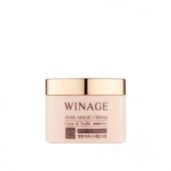 Winage Snail Magic Cream - Питательный крем с улиточным муницом