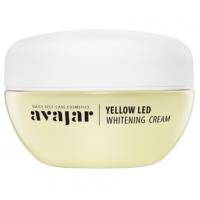 Yellow LED Whitening Cream (Main) - Депигментирующий увлажняющий крем